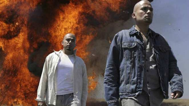 The Salamanca Cousins Marco and Leonel in Breaking Bad