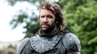 The Hound in Game of Thrones