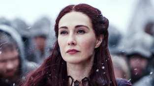 Melisandre in Game of Thrones