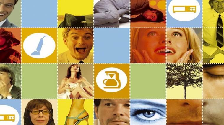 I Heart Huckabees movie poster 2004