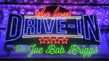 The Last Drive In logo