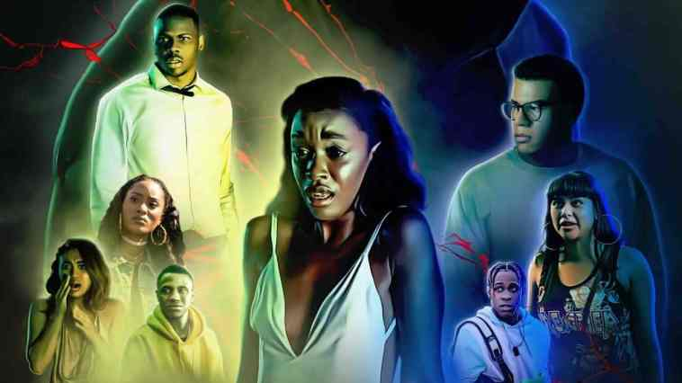 Thriller, currently streaming on Netflix