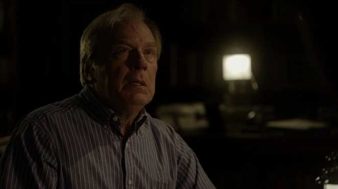 "Michael McKean as Chuck McGill in the Better Call Saul pilot episode ""Uno"""