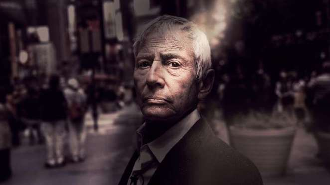 Robert Durst in The Jinx on HBO
