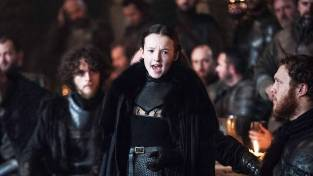 Lady Mormont in Game of Thrones