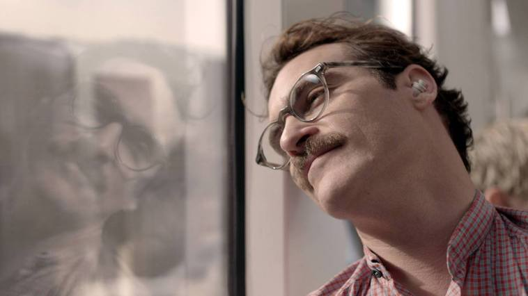 Her starring Joaquin Phoenix is Trevor Twombley