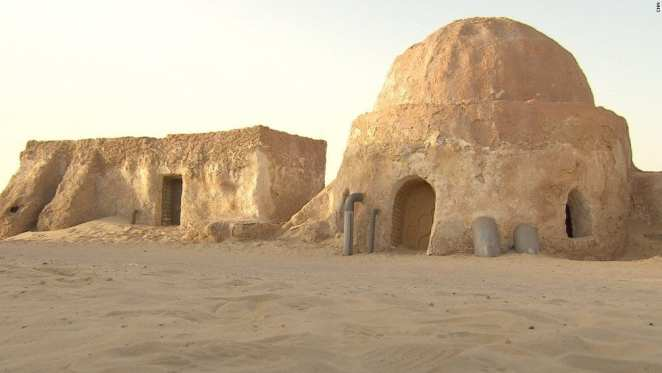 A house in Tatooine