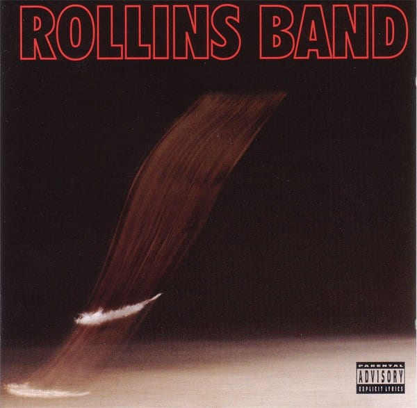 The album art for Rollins Band album Weight.