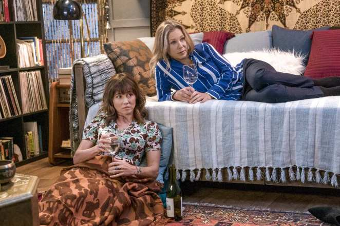 Jen and Judy are somewhat inseparable in Dead To Me