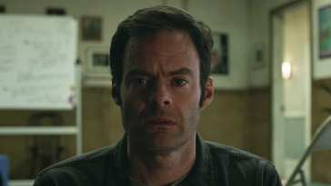 Bill Hader in HBO's Barry Season 2 finale