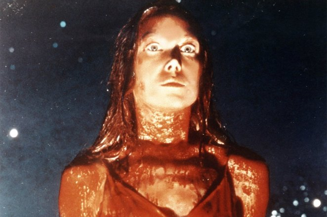 """Carrie White (Sissy Spacek) is one of many relatable """"monsters"""" King has created."""