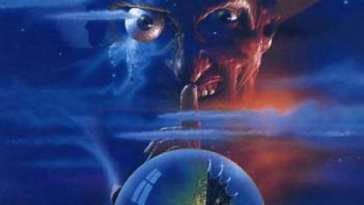 Banner images for A Nightmare on Elm Street 5.