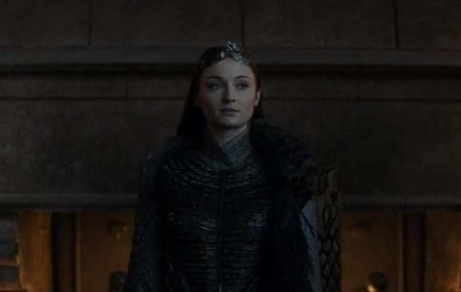 Sansa Stark becomes Queen in the North in the Game of Thrones finale