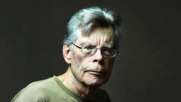 Stephen King portrait