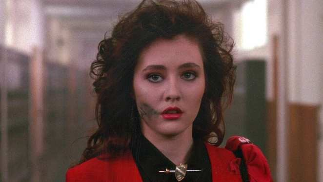 Heather Duke should have known to never go full red Heather. Just ask Heather Chandler.