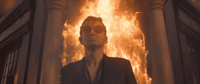 Crowley's lost his best friend in Good Omens: The Doomsday Option
