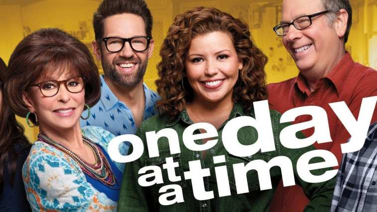 One Day At A Time onesheet