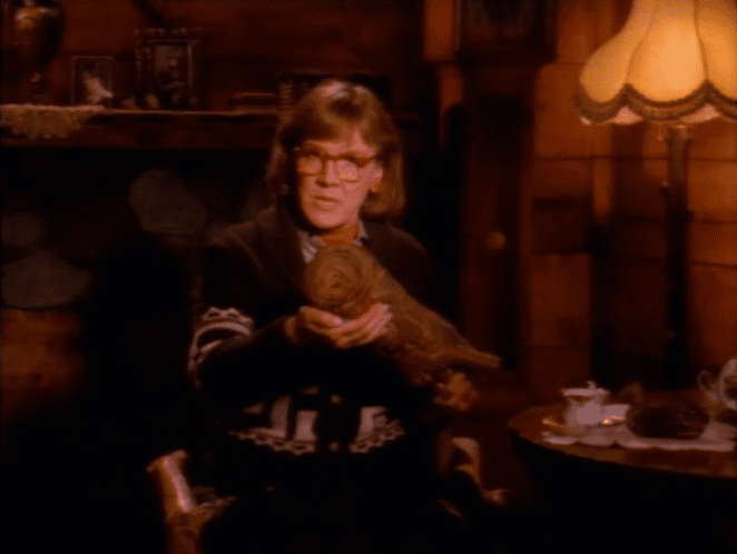 From the Log Lady introductions for Twin Peaks seasons 1 & 2