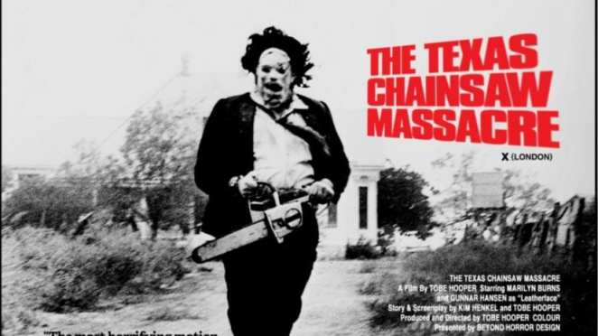 Tobe Hooper's The Texas Chainsaw Massacre (1974) revolutioized the horror genre.