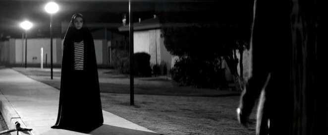 Ana Lily Amirpour casts a timeless spell with her first feature A Girl Walks Home Alone At Night (2014).