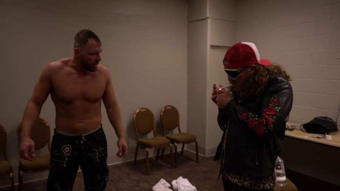 Jon Moxley and Joey Janela will face off in June in AEW