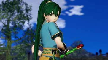 Lyndis from Fire Emblem game