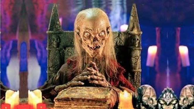 John Kassir voiced The Cryptkeeper for seven seasons on HBO's Tales From The Crypt. (1989-1996).