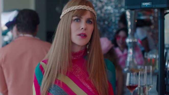 Nicole Kidman as Celeste in HBO's Big Little Lies