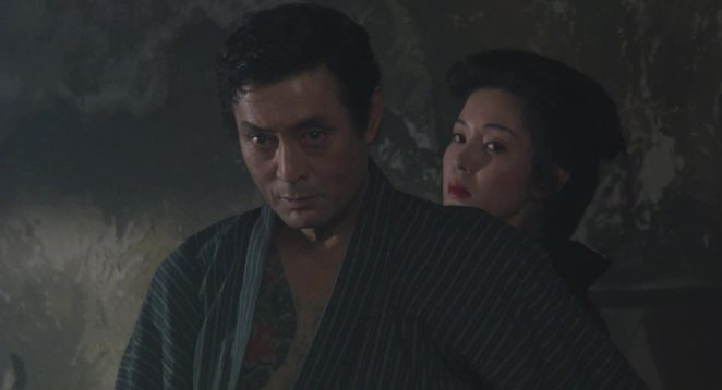 Tsune the Immovable and Ghost Light Rin face their past together