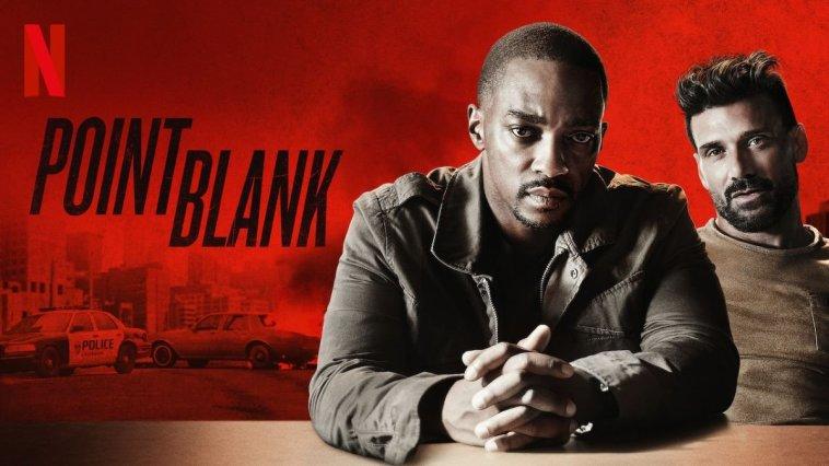 Promo image for Netflix Original Point Blank.