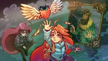 Celeste reaches for the sky