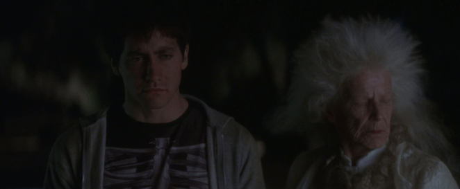 Donnie Darko and Roberta Sparrow