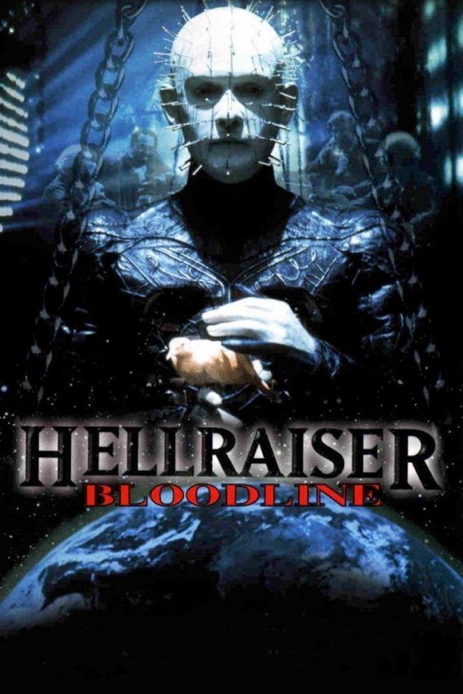 Hellraiser Bloodline's confusing poster