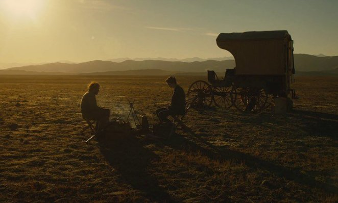 """Slow West offers a reflection of the vast landscapes that make up what we term """"wild"""""""