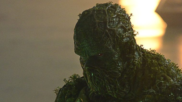"""Swamp Thing's """"The Price You Pay"""" is the series most action--filled episode yet."""