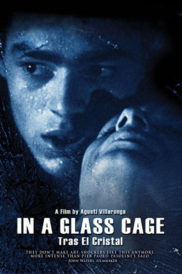 Poster for In A Glass Cage