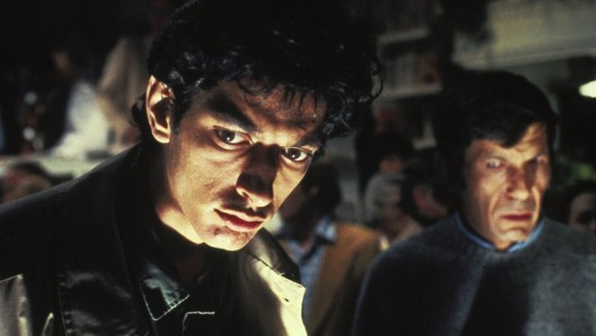 Jeff Goldblum as Jack in Invasion of the Bodysnatchers
