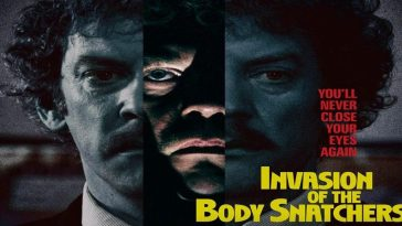 Invasion of the Bodysnatchers 1978 poster
