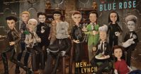 The Men of Lynch cover with dolls from David Lynch works