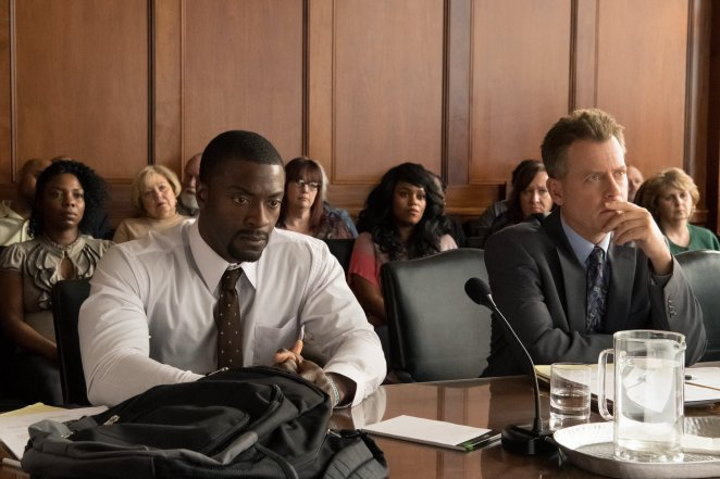 "Aldis Hodge and Greg Kinnear topline Tom Shadyac's drama ""Brian Banks"""