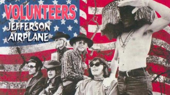 Jefferson Airplane, Volunteers album artwork
