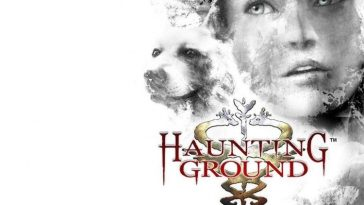 Fiona and Hewie cover art for Haunting Ground game