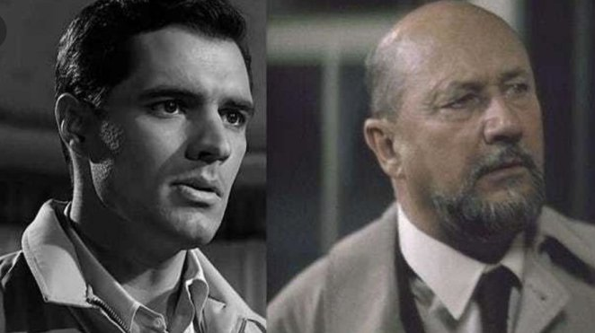 The characters of Sam Loomis in Psycho and Halloween