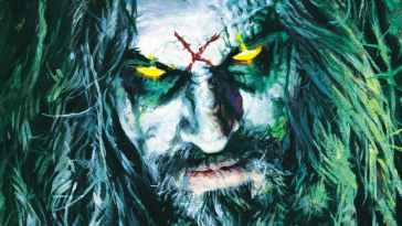 Rob Zombie Hellbilly cover