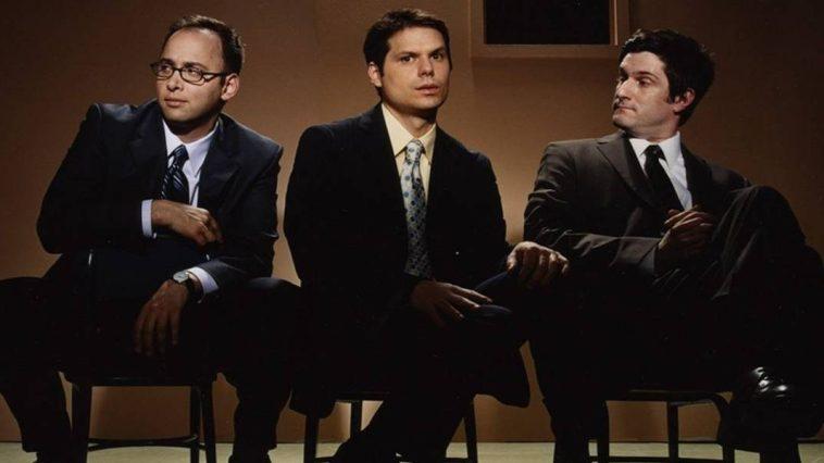 David Wain, Michael Ian Black, and Michael Showalter star in Stella