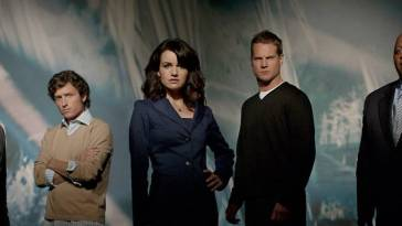 Threshold Cast Promo Photo