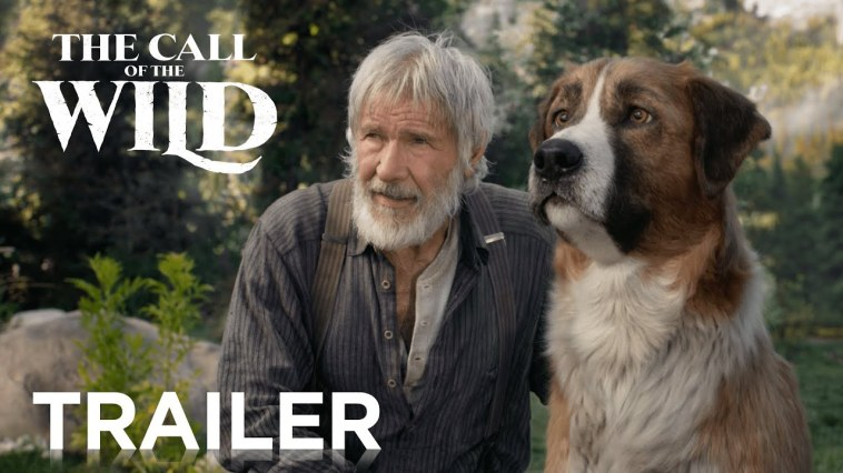 Call of the Wild trailer