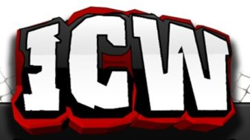 The Insane Championship Wrestling Logo