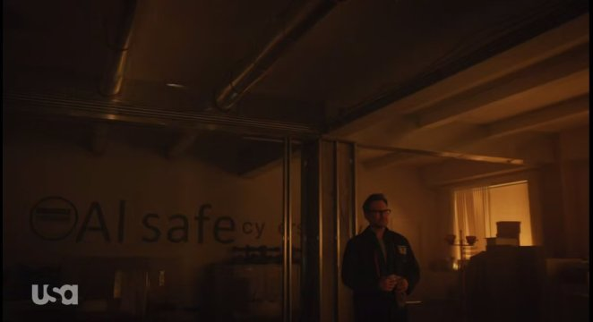 Mr. Robot returns to Elliot with his hat in his hands