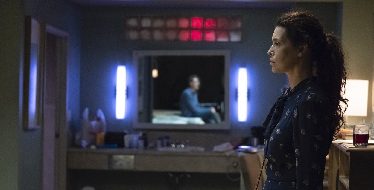 """Angie Cepeda Scene room 104 s3e8: """"no hospital"""" is a magical family tragedy"""